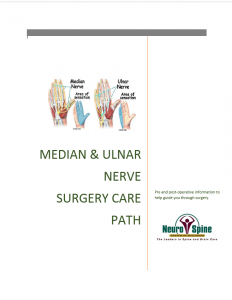 MEDIAN & ULNAR NERVE SURGERY CARE PATH